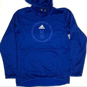 Adidas Essential Circle Logo Climawarm Hoodie